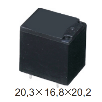 OEM manufacturer Cover Relay With Iron Bracket Skirt Relay -