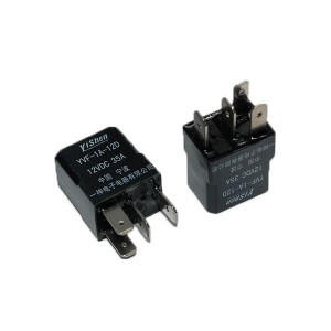 Hot sale Automotive Micro Relay -
